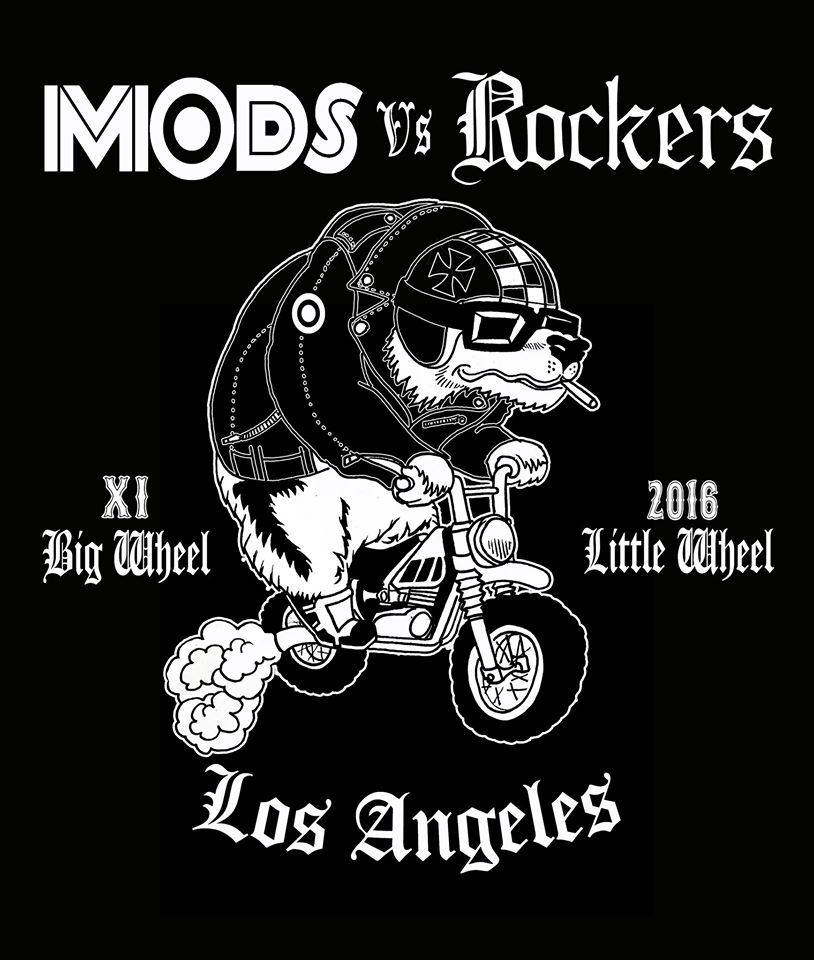 https://www.facebook.com/Los-Angeles-Mods-Vs-Rockers-Ride-Camp-Out-273946318567/